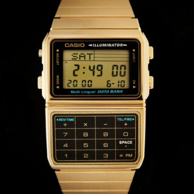 montres calculatrice casio