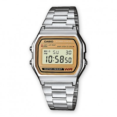 montres casio homme or
