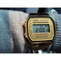 montre casio a168