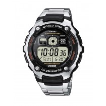 montre casio homme illuminator