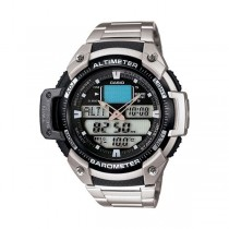 montre casio hommes thermometre