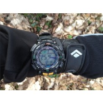 montre casio montagne