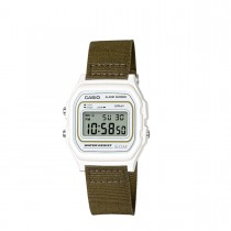 montre casio nylon