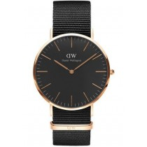 montre dw homme black