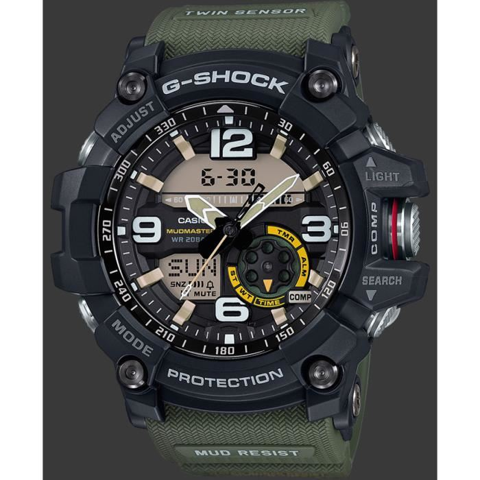 MONTRE Casio G-Shock GG-1000-1A3ER